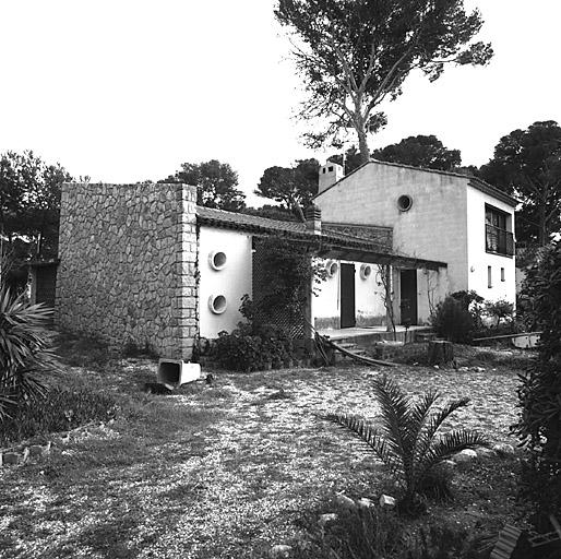 maison (villa balnéaire)