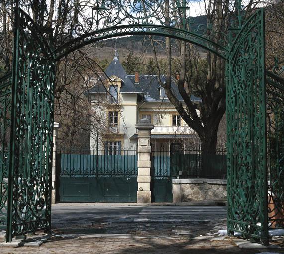 maison dite villa Le Châtelet