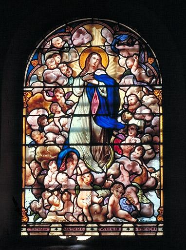 Le mobilier de l'église paroissiale Notre-Dame-de-l'Assomption dite Notre-Dame-d'Aquilon (liste supplémentaire)
