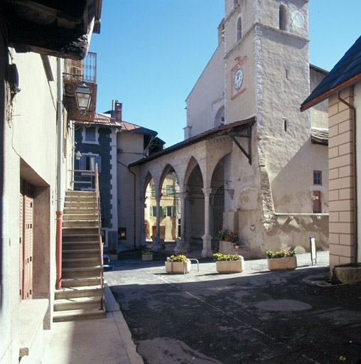 Église paroissiale Notre-Dame-de-l'Assomption dite Notre-Dame-d'Aquilon