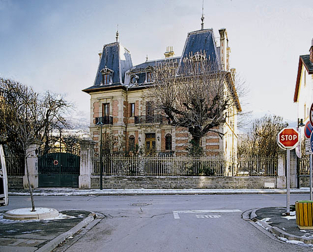 maison dite villa François-Albert