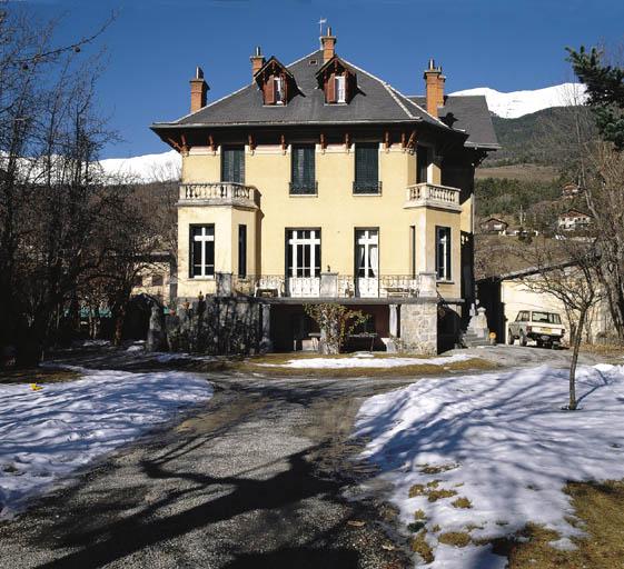 maison dite villa Durango