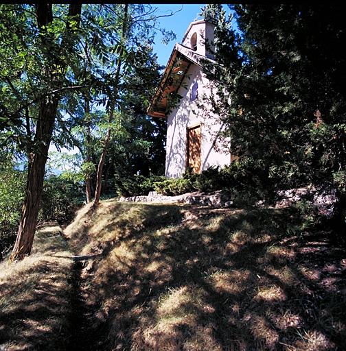 Chapelle Notre-Dame-des-Neiges puis Saint-Ours (chapelle de pèlerinage)