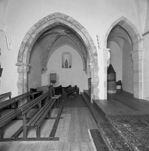 Église paroissiale Saint-Nicolas et Sainte-Luce, chapelle de pénitents