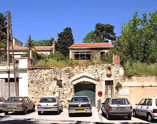 Maison dite Villa Saint-Pierre puis Villa Mistral, du lotissement Martin-Zédé
