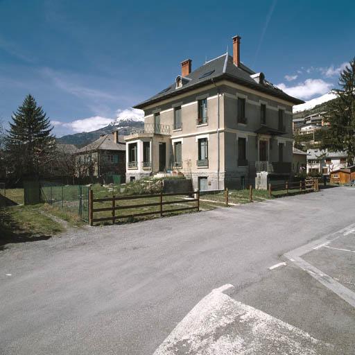 maison dite villa Le Brec