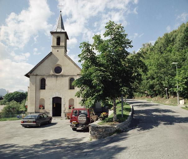 Hospice Sainte-Madeleine, Chapelle
