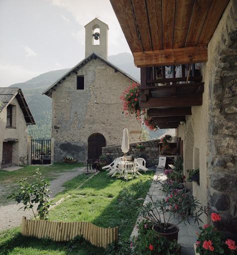 Chapelle Saint-Mamet