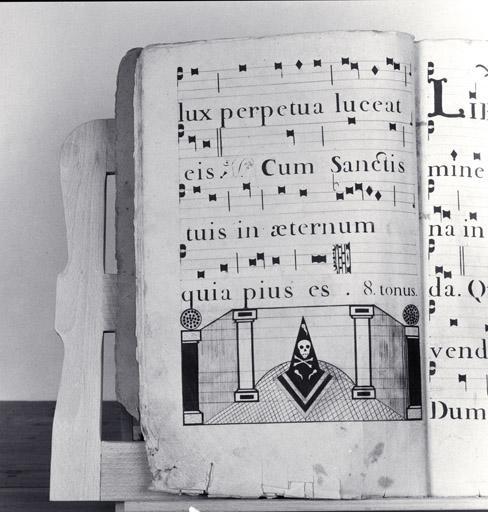 Livre : recueil de chant (N° 7)