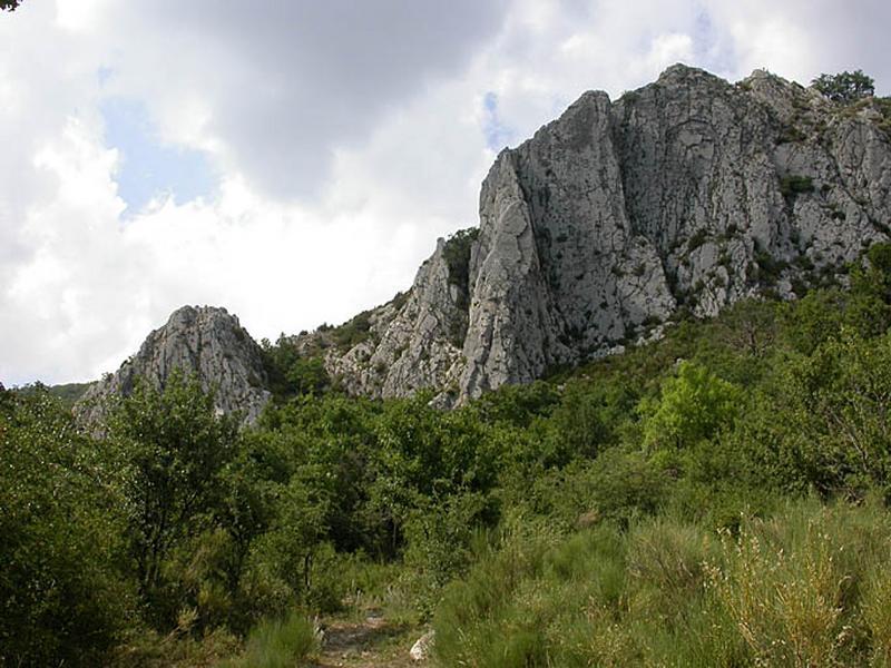 bourg castral de Verraillon
