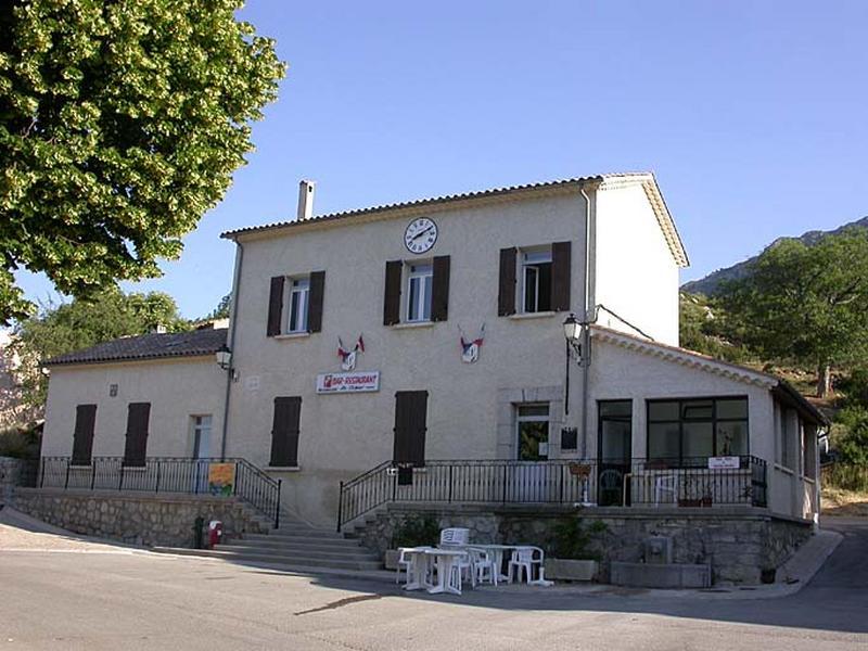 école primaire, actuellement mairie