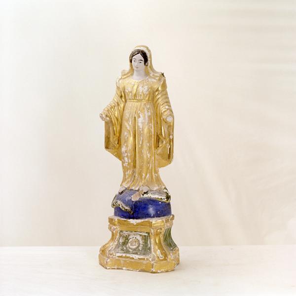 Statuette : L'Immaculée Conception