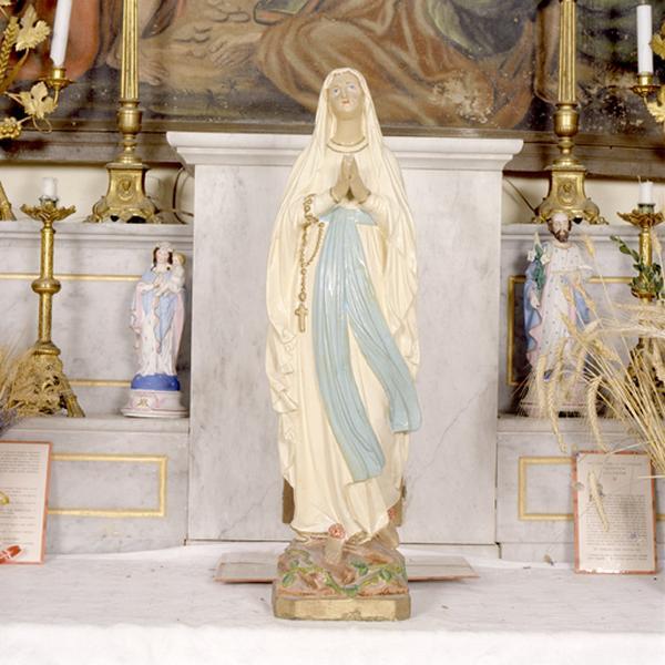 Le mobilier de l'église paroissiale Saint-Sauveur, puis de la Transfiguration de Notre-Seigneur
