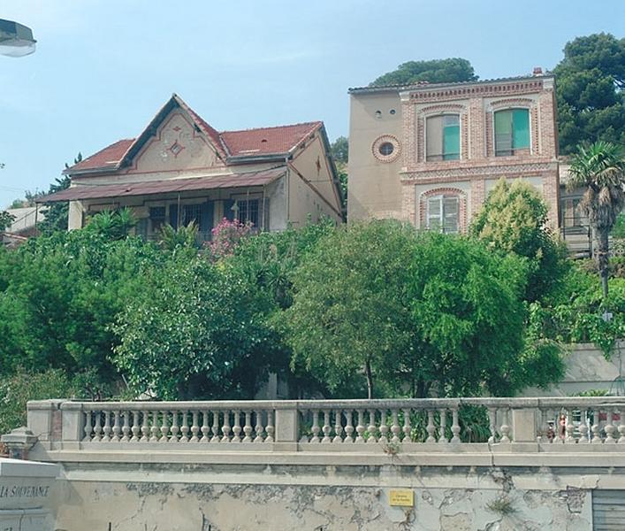 Maison de villégiature dite Val Ginette ou Villa Mignonette, du lotissement Martin-Zédé