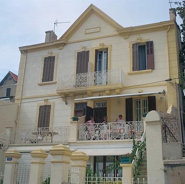 Immeuble à logements dit Villa Anna, du lotissement Martin-Zédé