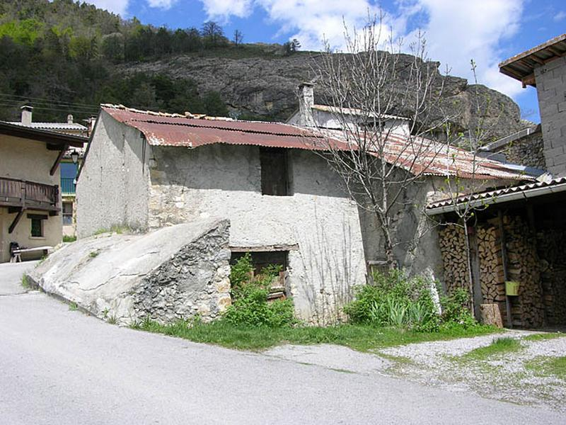 entrepôt agricole