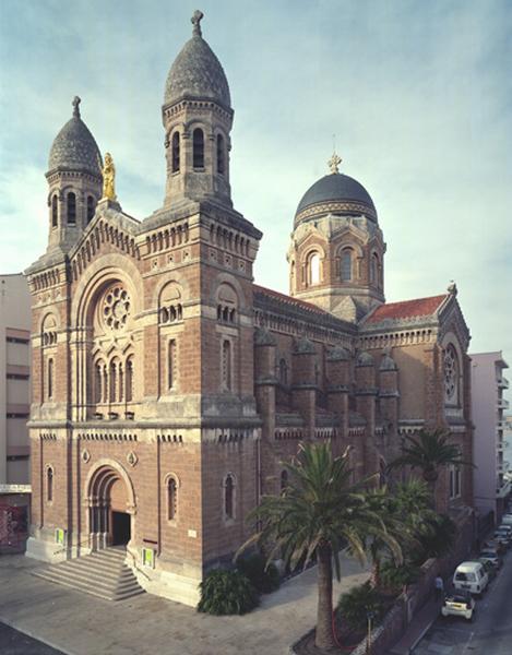 église paroissiale Notre-Dame-de-la-Victoire, actuellement basilique