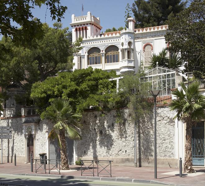 Maison de notable dite Villa La Palestine, du lotissement Martin-Zédé