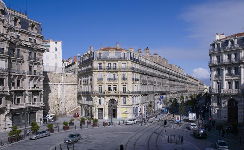 rue Impériale, puis rue de la République