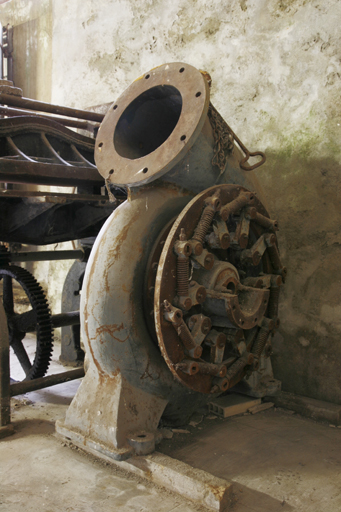 Usine de papeterie ; usine de papeterie