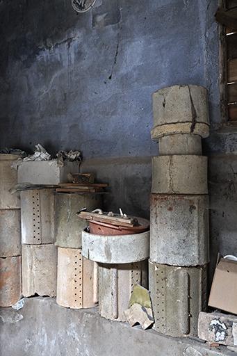 Moulin à papier puis faïencerie