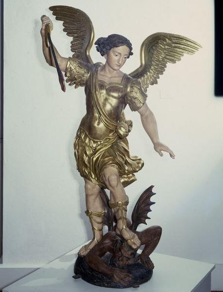 Statue : Saint Michel