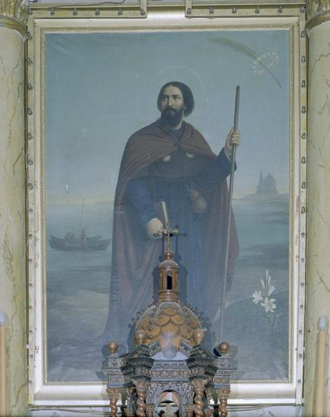 Tableau : Saint Jacques le Majeur