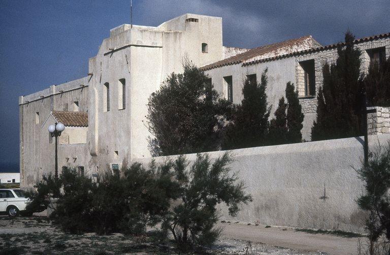 ancien couvent Saint-François, actuellement école de musique