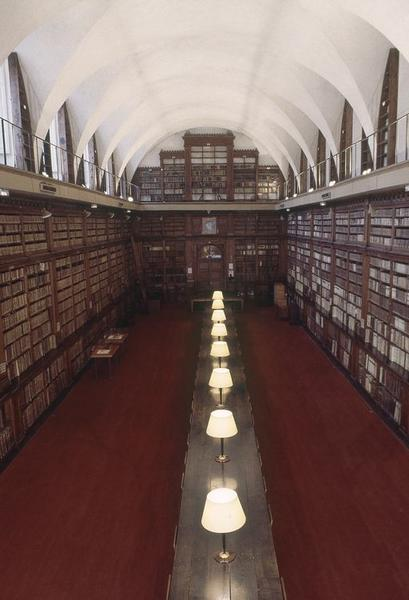 musée Fesch, bibliothèque municipale
