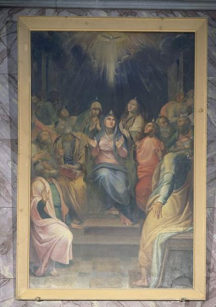 tableau : Pentecôte