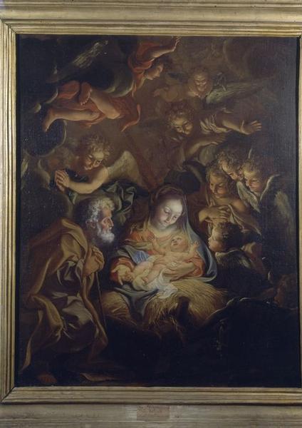 tableau : Nativité