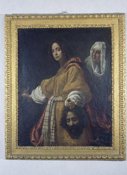 Tableau : Judith et Holopherne