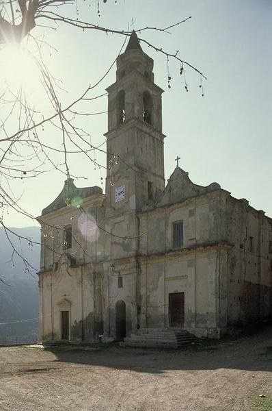 église paroissiale Saint-Jean l'Evangéliste, église de la confrérie des pénitents de la sainte Croix