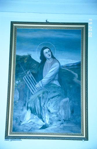 Le mobilier de la chapelle Saint-Roch