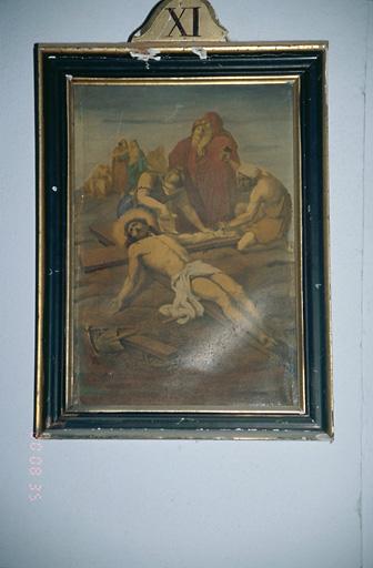 Le mobilier de l'église paroissiale Saint-Antoine de Padoue