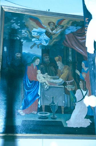 Le mobilier de la chapelle du Sacré-Coeur
