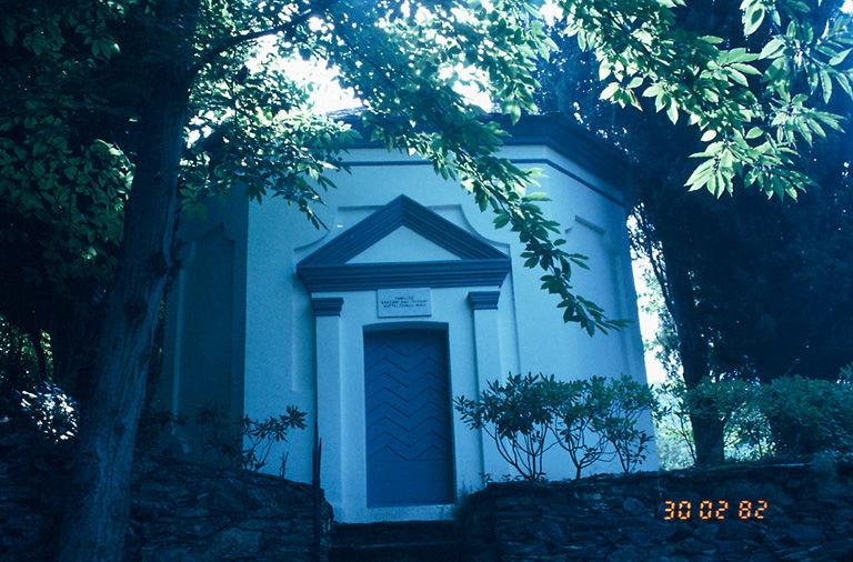 chapelle funéraire des familles Graziani et Mattéi