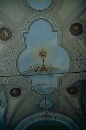 peintures monumentales : Ornementation
