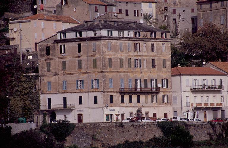 maison de notable de la famille Massoni