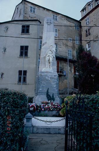 monument aux morts des guerres 1914-1918 et 1939-1945