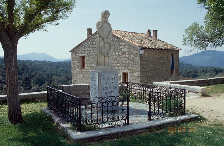 monument aux morts des guerres 1914-1918 et 1939-1945, de la guerre d'Indochine