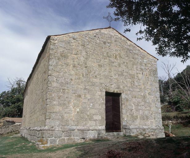 chapelle Sainte-Marie, chapelle de l'an mil