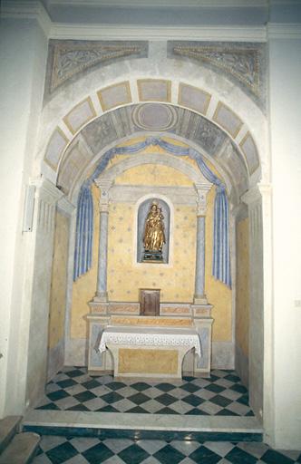 Le mobilier de l'église paroissiale Saint-Nicolas