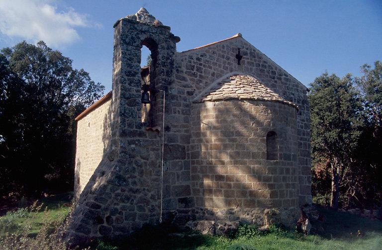 Chapelle Sainte-Marie, dite Abbadia