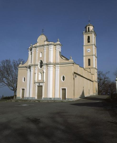église paroissiale Saint-Pierre et Saint-Paul