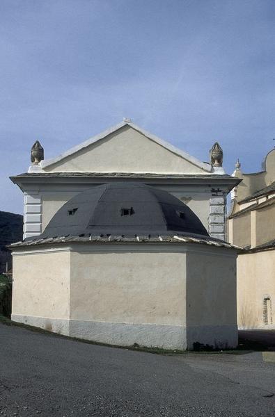 chapelle funéraire de la famille Gavini