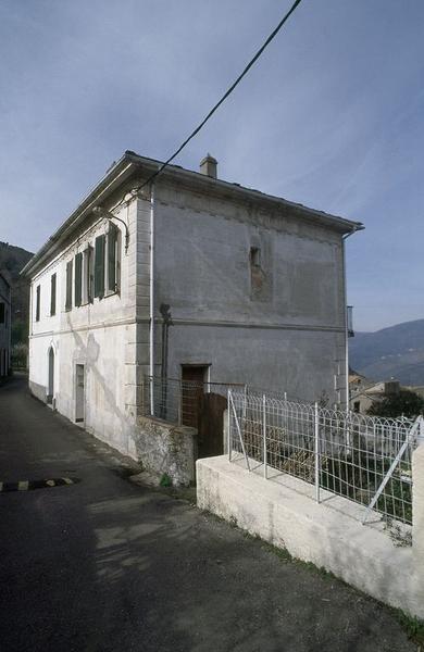 maison de notable, villa Elisabeth