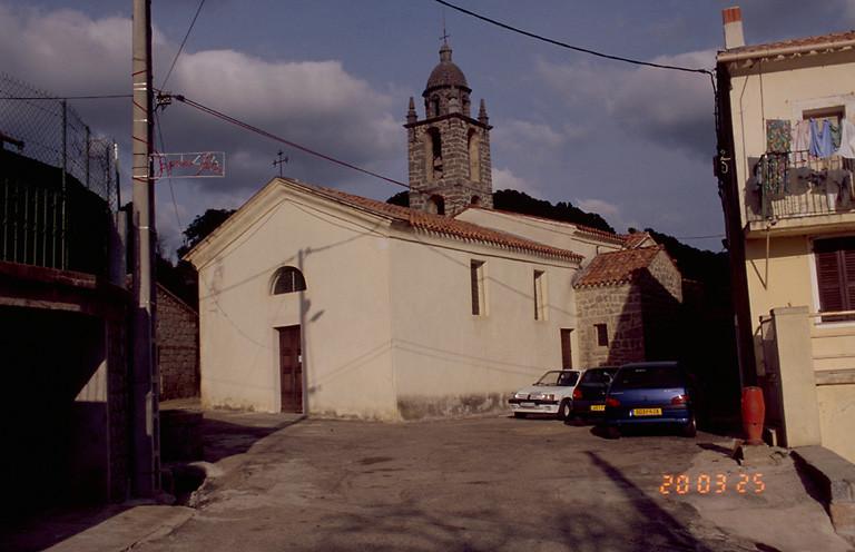 église paroissiale Saint-Nom-de-Marie