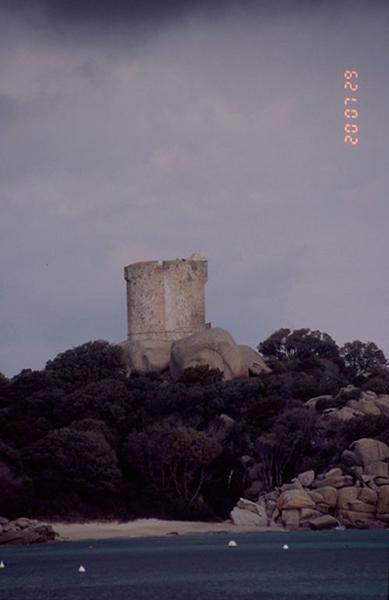 poste d'observation, tour génoise de Caldarello