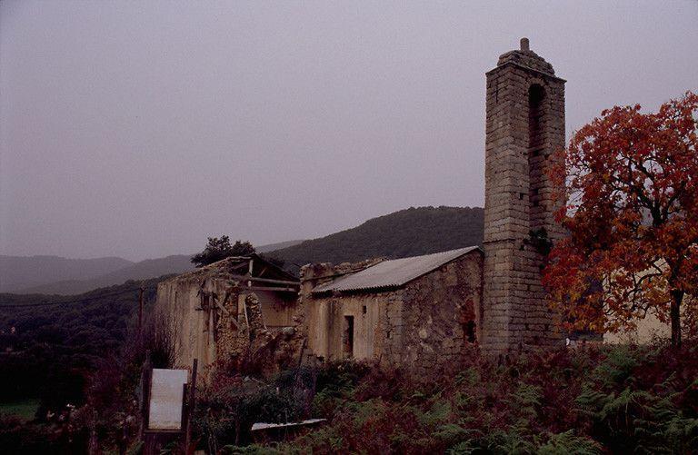 ancienne église paroissiale de l'Assomption dite église Sainte-Lucie